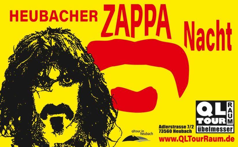 Heubacher Zappa Nacht