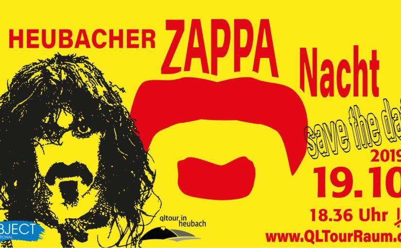 6. Heubacher Zappa Nacht 2019