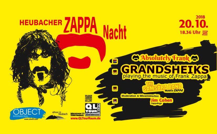 5. Heubacher Zappa Nacht 2018