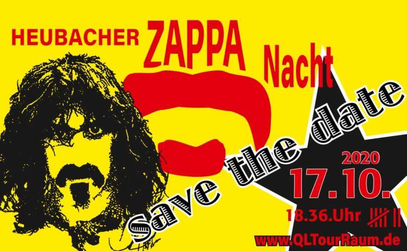 7. Heubacher Zappa Nacht 2020